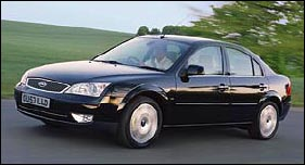 cat.D: Ford Mondeo, Opel Vectra, VW Passat